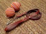 Handcrafted Leather Dogue de Bordeaux Leather Leash
