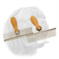 Dogue de Bordeaux Metal Brush for Everyday Grooming