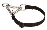 All Weather Martingale Dogue de Bordeaux Collar - 51614 (02) 4/5 inch (20 mm) width nylon strap
