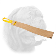 Dependable Dogue de Bordeaux Jute Bite Tug