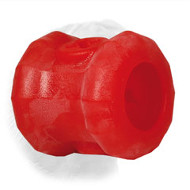 """Rolling Feeder"" Dogue de Bordeaux Foam Rubber Ball - Large"
