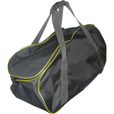 Nylon bag for carrying dog training stuff