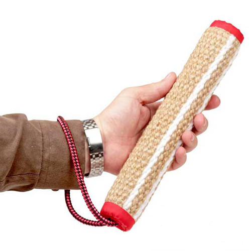 High grade bite roll for dog's biting skills improvement