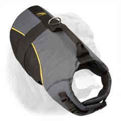 Nylon Dog Vest Harness for Rehabilitation/All Weather Work