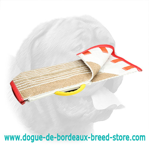 Safe and Strong Jute Cover for Dogue de Bordeaux Bite Sleeves