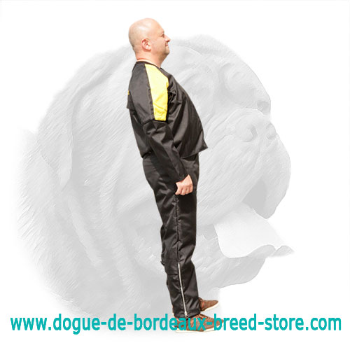 High Protection Top Quality Nylon Suit For Dogue de Bordeaux Training