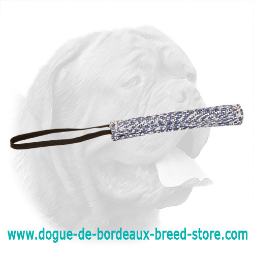 35% OFF - LIMITED OFFER Marvelous Bite Tug for Dogue de Bordeaux Puppy Training