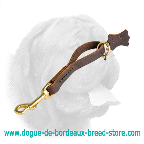 Fast Grab Pull Tab Dogue de Bordeaux Leash
