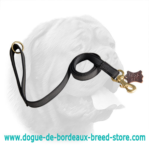I-Grip High Quality Nylon Dogue de Bordeaux Leash