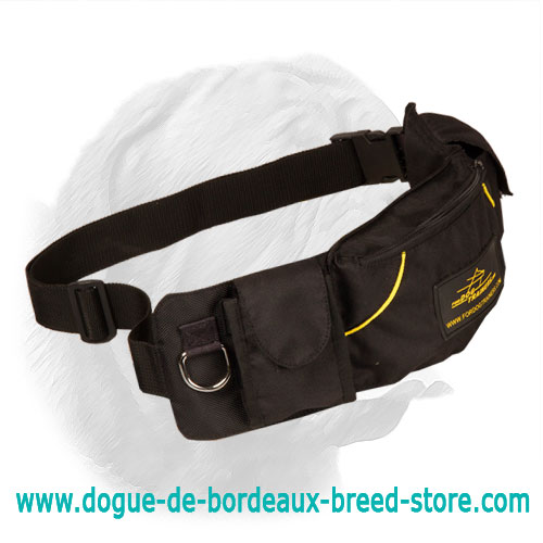 Great Dogue de Bordeaux Pouch for Treats and Toys