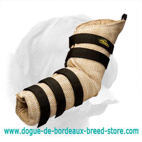 Hidden Jute Dogue de Bordeaux Bite Protection Sleeve