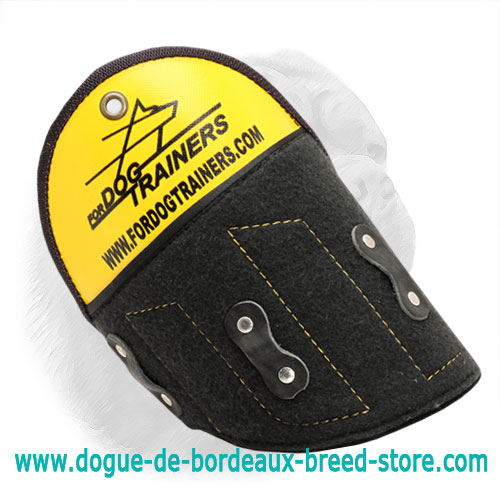 Dogue de Bordeaux Shoulder Protector for Bite Sleeves