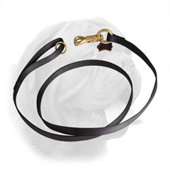 Heavy duty stitched leash for more durability